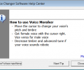 AV Voice Changer Software Screenshot 6
