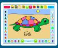 Coloring Book 3: Animals Скриншот 0
