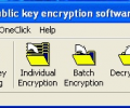 FIPS Encryption Protection for Files, USB Sticks, USB Drives, CD-ROMs, DVDs and Endpoint Security Скриншот 0