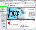 iMacros Web Automation and Web Testing Скриншот 0