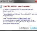 JustZIPit Скриншот 2