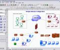 LanFlow Net Diagrammer Скриншот 0