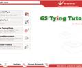 GS Typing Tutor Скриншот 0
