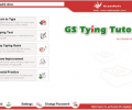 GS Typing Tutor Скриншот 0