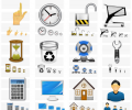 Iconshock Impressions - Professional icons for your software and web Скриншот 0