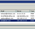 Mail PassView Скриншот 0