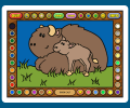 Coloring Book 10: Baby Animals Скриншот 0