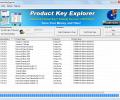 Product Key Explorer Скриншот 0