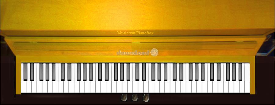 Скачать PianoBoy- Virtual Piano VST 1 01 Условно бесплатная