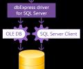 dbExpress driver for SQL Server Скриншот 0