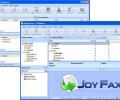 Joyfax Server Скриншот 0