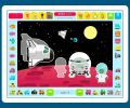 Sticker Activity Pages Скриншот 0