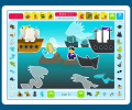 Sticker Activity Pages 2: Fantasy World Скриншот 0