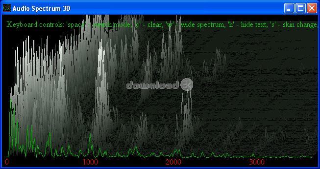 Spectrum audio analyzer скачать