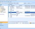 Portable Efficient Address Book Скриншот 0