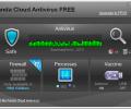 Panda Cloud Antivirus Скриншот 0