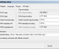 fre:ac - free audio converter Скриншот 3