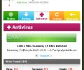ZenOK Free Antivirus Professional (BETA) Скриншот 0