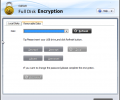 GiliSoft Full Disk Encryption Скриншот 2