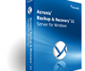 Acronis Backup and Recovery 11 Server for Windows Скриншот 0