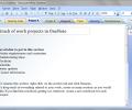Microsoft OneNote Скриншот 3