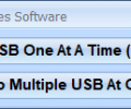Copy Files To Multiple USB Drives Software Скриншот 0