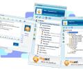 BigAnt Office Messenger (Free version) Скриншот 0