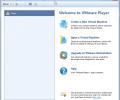 VMware Workstation Player Скриншот 1