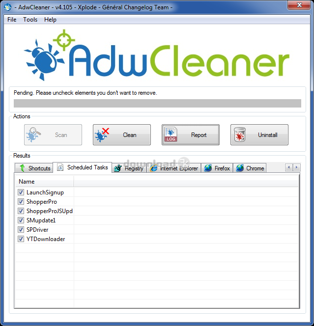 Malwarebytes adwcleaner 7. 2. 7. 0   software download   computerworld uk.
