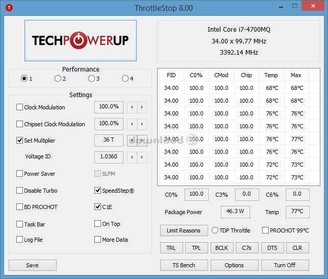 Скачать программу throttlestop программа windows picture скачать